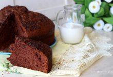 Torta triplo cioccolato morbida