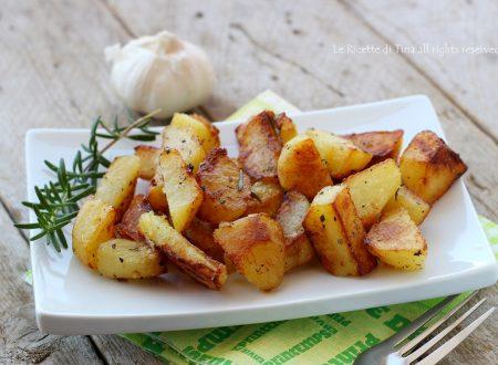Patate arrosto senza forno