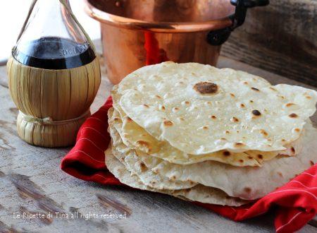 Chapati pane in padella senza lievito