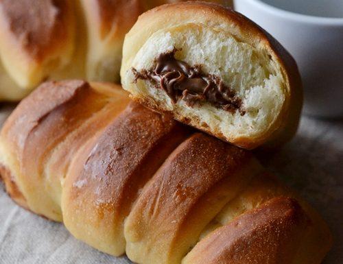 Panini con nutella