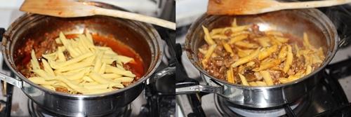 Strozzapreti con funghi secchi lasciati coccolare da questa pasta gustosa - Funghi secchi a bagno ...