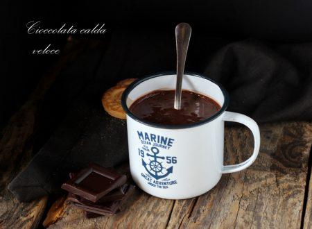 Cioccolata calda veloce