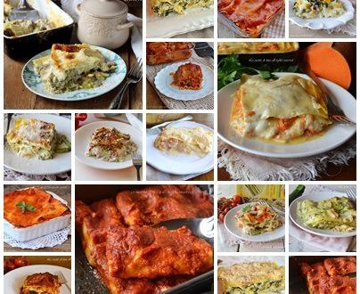 Lasagne 15 migliori ricette