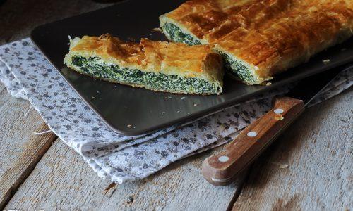 Rotolo ricotta spinaci