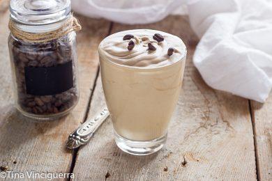 Crema caffè 5 minuti