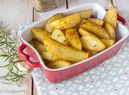 Patate limone e paprika al forno