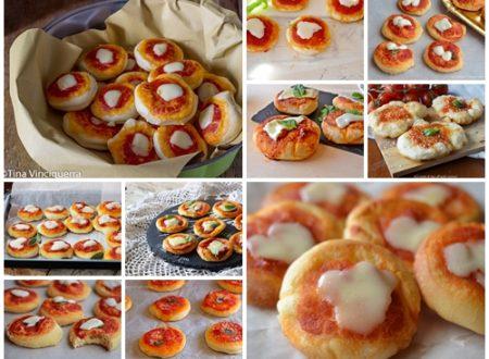 Pizzette soffici ricette