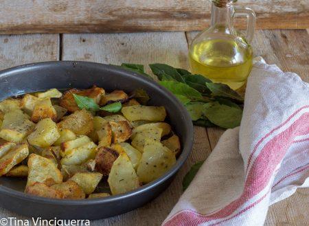 Patate perfette al forno