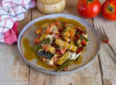 Zucchine cremose veloci