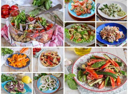 Insalate 10 ricette perfette
