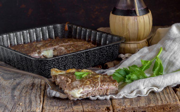 Pasticcio di carne al forno