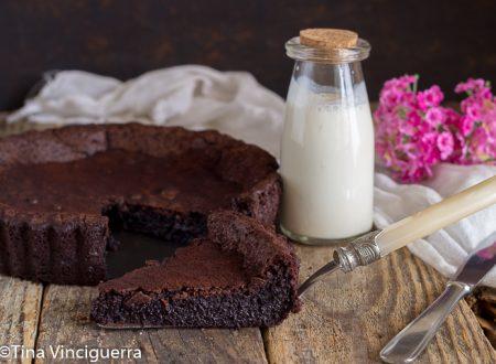 Torta senza farina al cioccolato