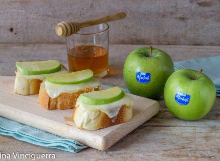 Crostini di mele