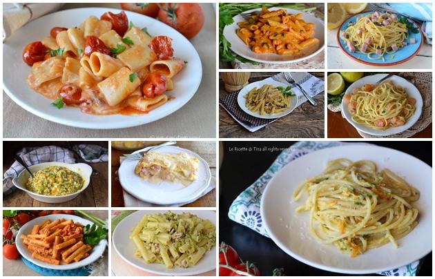 Primi piatti veloci 10 ricette pronte in 10 minuti for Ricette primi piatti veloci bimby