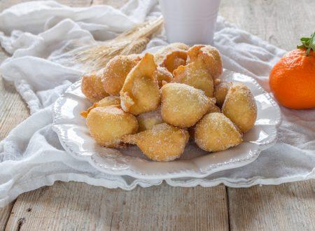Frittelle 5 minuti dolci
