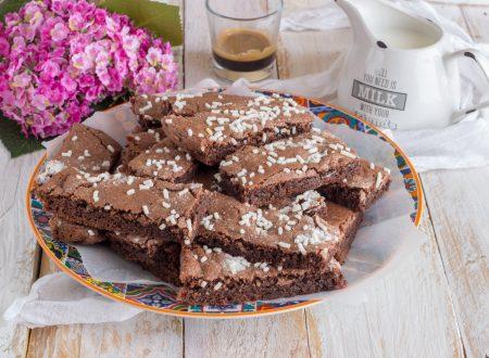 Biscottoni al cioccolato morbidi