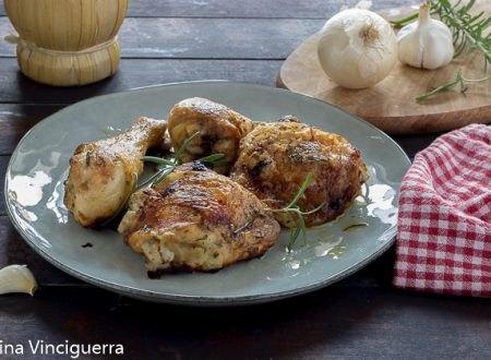 Pollo arrosto croccante