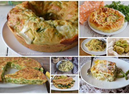 Ricette con asparagi sfiziose