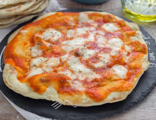 PIZZA LAMPO 10 MINUTI