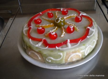 7 Links project…Paella,strudel di ciliege,cassata siciliana,