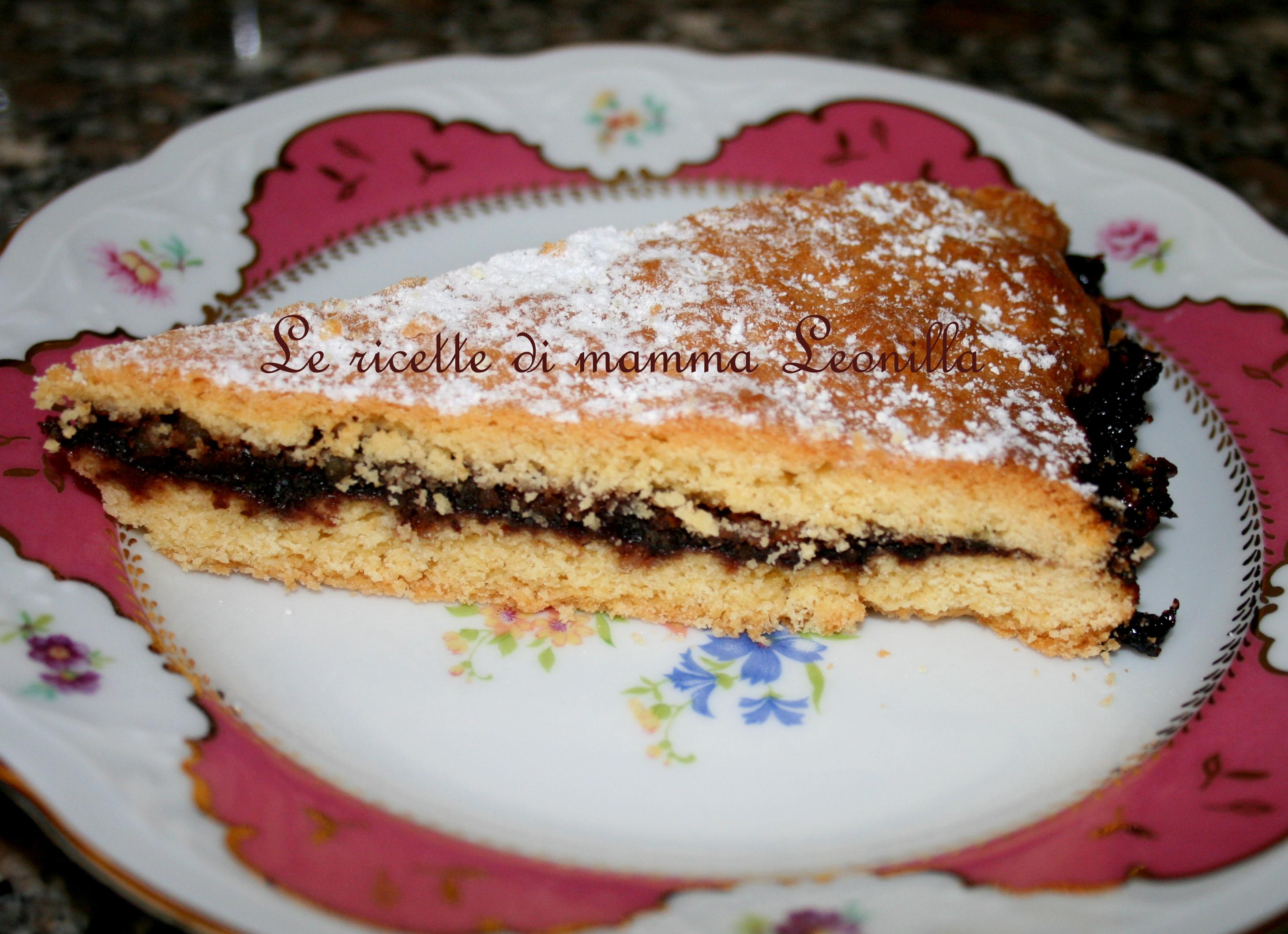 Ricette torte con marmellata di fragole