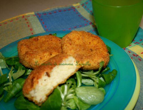 POLPETTE DI MERLUZZO E PATATE (ricetta secondo di pesce)