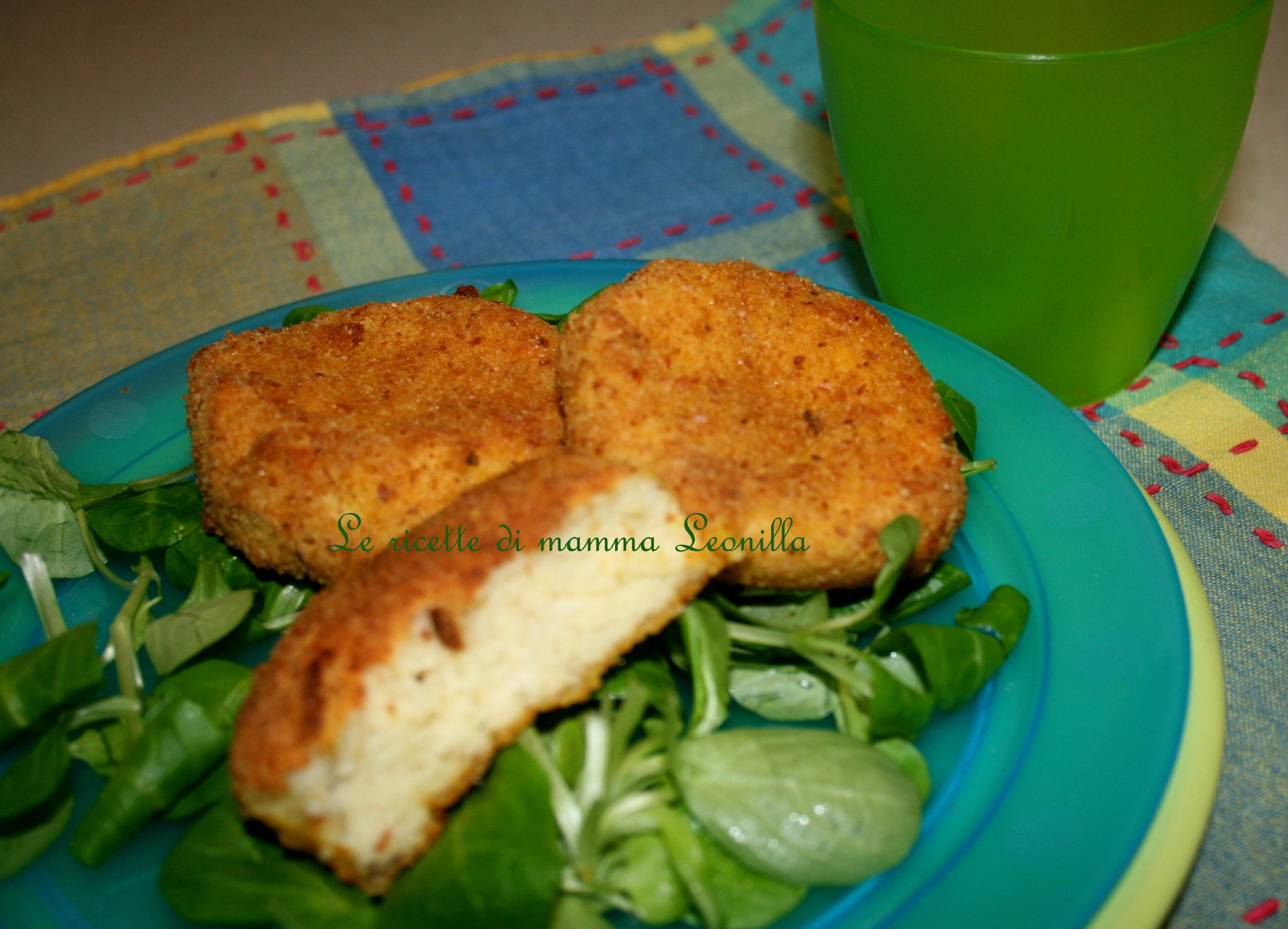 polpette di merluzzo e patate(ricetta secondo di pesce)