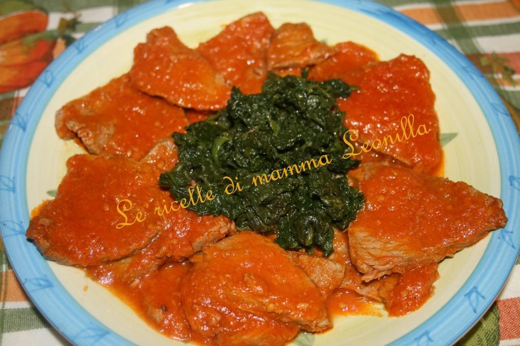 pasticciata (ricetta secondo di carne)