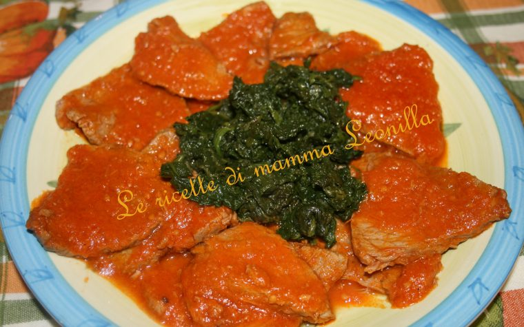 PASTICCIATA IN UMIDO(ricetta secondo di carne)