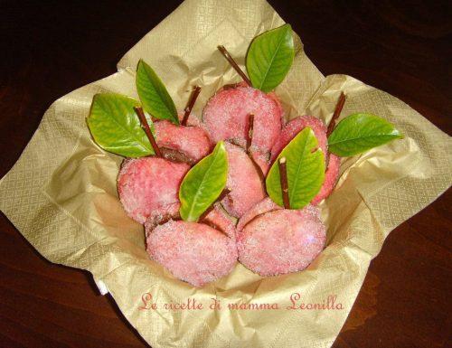 PESCHE ALLA NUTELLA(ricetta dolce da forno)