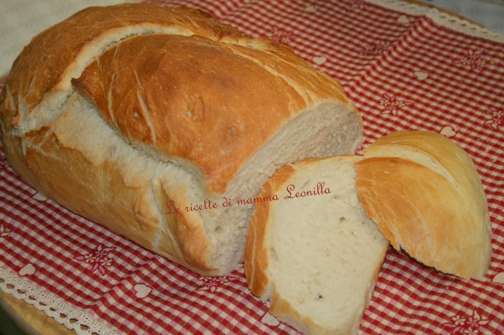pane fatto in casa morbidissimo(ricetta salata)