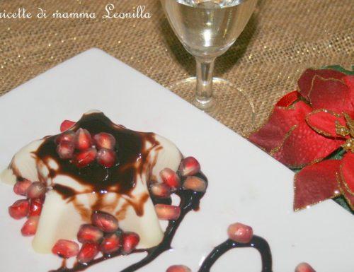 PANNA COTTA CLASSICA(ricetta dolce senza forno)