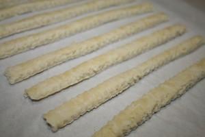 GRISSINI AL FORMAGGIO (ricetta antipasto anche con Bimby)