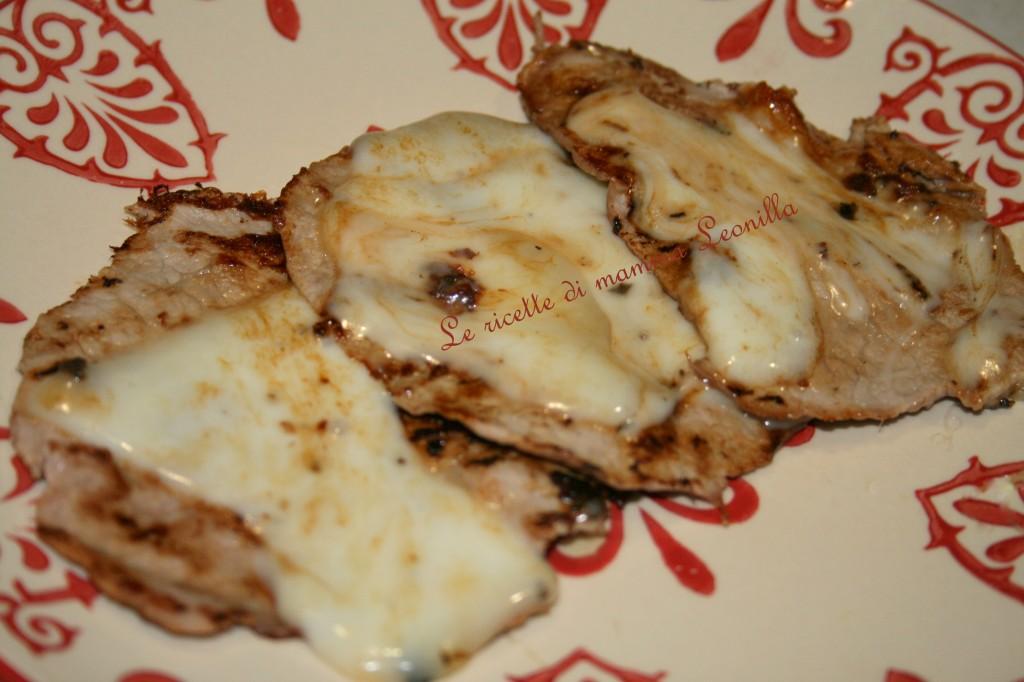 FETTINE DI MANZO AL PECORINO E OLIVE -ricetta secondo di carne