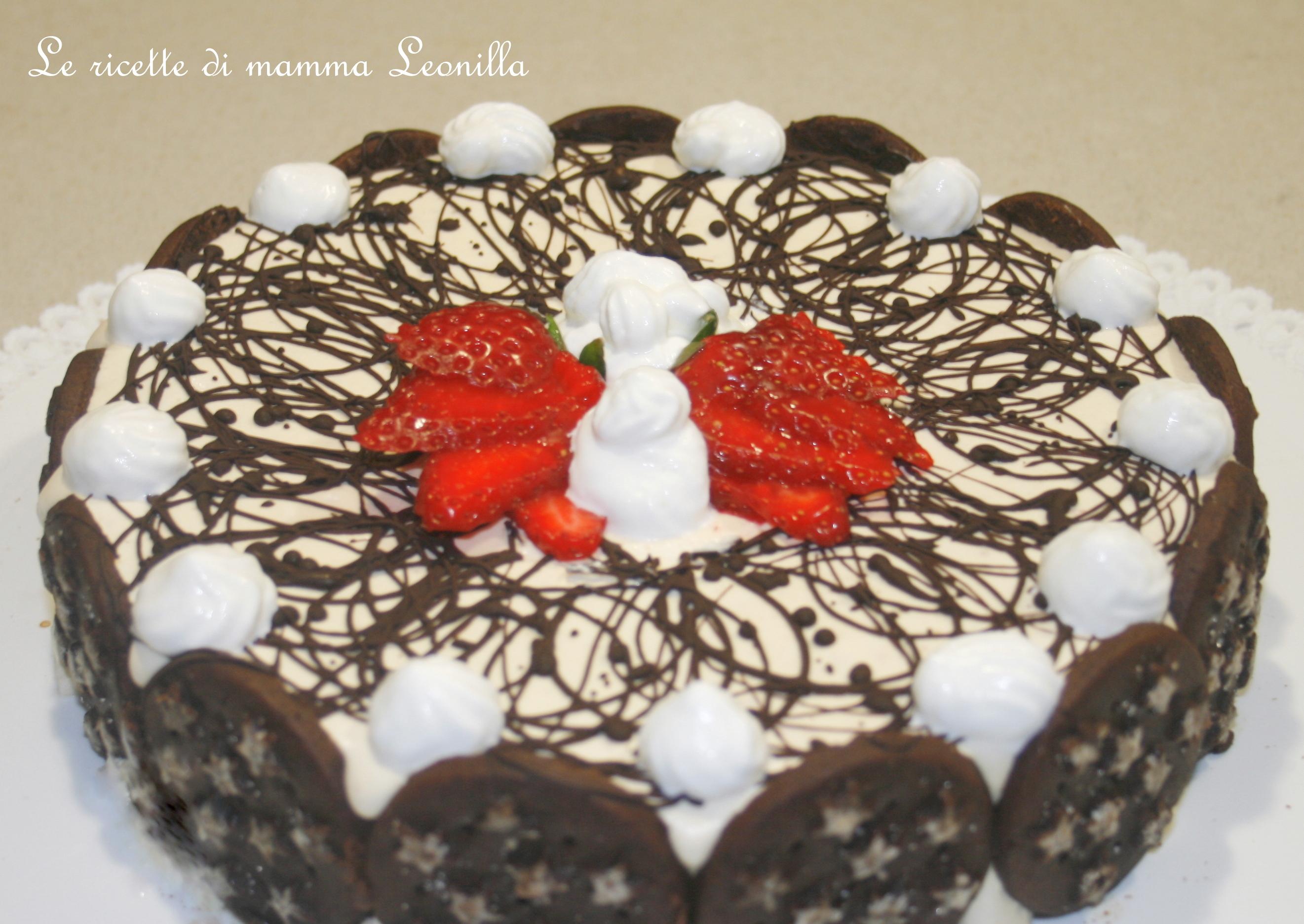 Ricette di torte gelato con foto