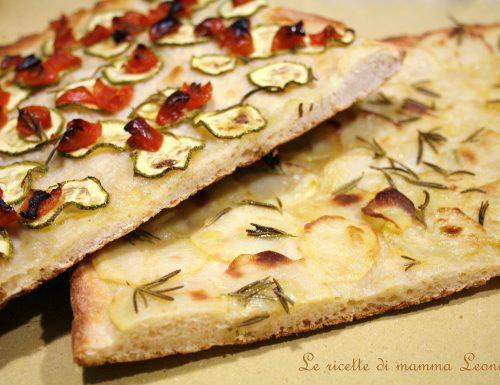 PIZZA ALLA BIRRA -ricetta senza grassi