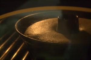 CIAMBELLA AL CAFFE'- ricetta dolce da colazione