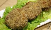 POLPETTE DI MELANZANE AL FORNO -ricetta secondo vegetariano
