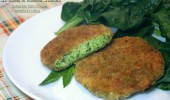 SPINACINE FATTE IN CASA SEMPLICI E VELOCI -ricetta secondo in padella
