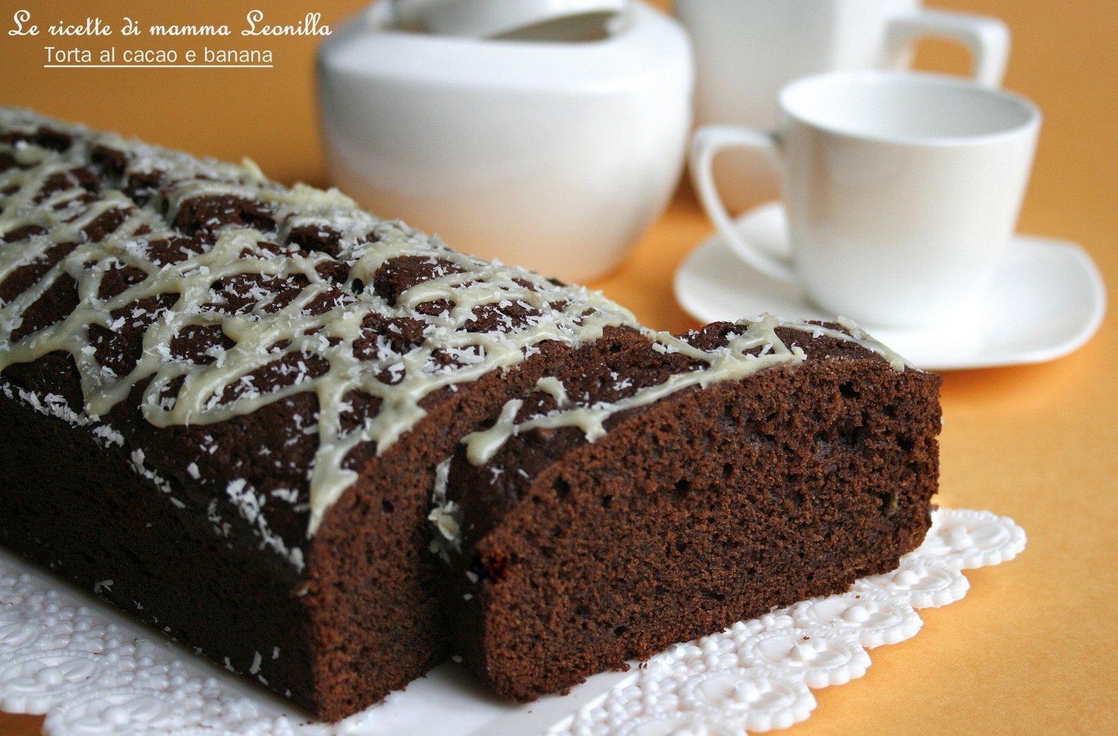 Ricette torte al cioccolato e yogurt