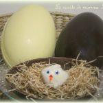 UOVO DI CIOCCOLATO FATTO IN CASA CON TUTORIAL- ricetta base dolce di Pasqua