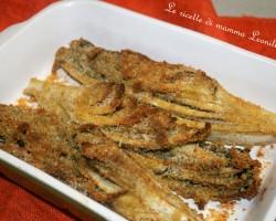 RADICCHIO GRATINATO AL FORNO (ricetta contorno)