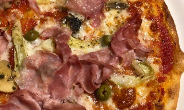 Pizza con lievitazione 24 ore (tipo Bonci)