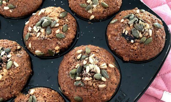 Muffin per la colazione (American breakfast muffins)