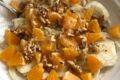 Insalata di finocchi, arance e noci