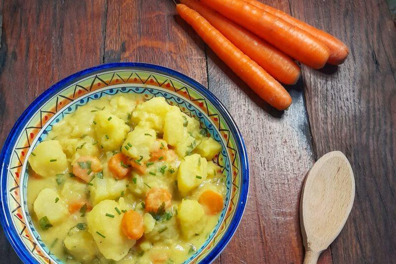 Insalata di patate Kartoffelsalat