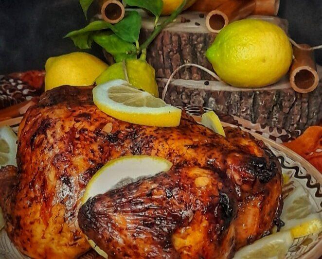 Pollo alla giamaicana o jerk chicken