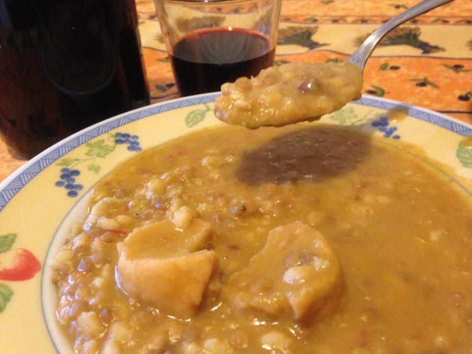 Zuppa primavera semplice e veloce la cucina mediterranea for Cucina veloce e semplice