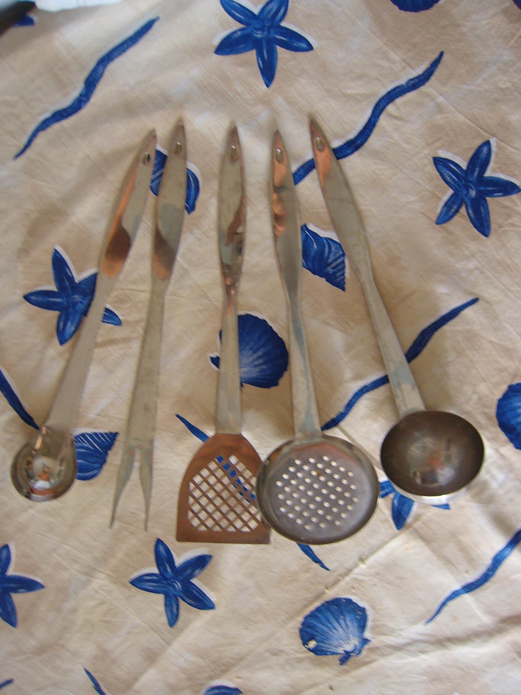 Coltelli e accessori vari ricette maremania for Cucinare murena
