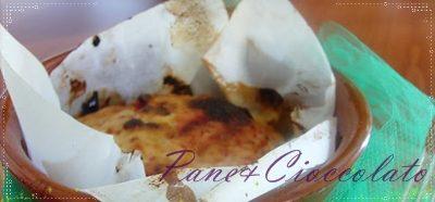 Funghi ripieni in coccio in fondu' di gorgonzola!